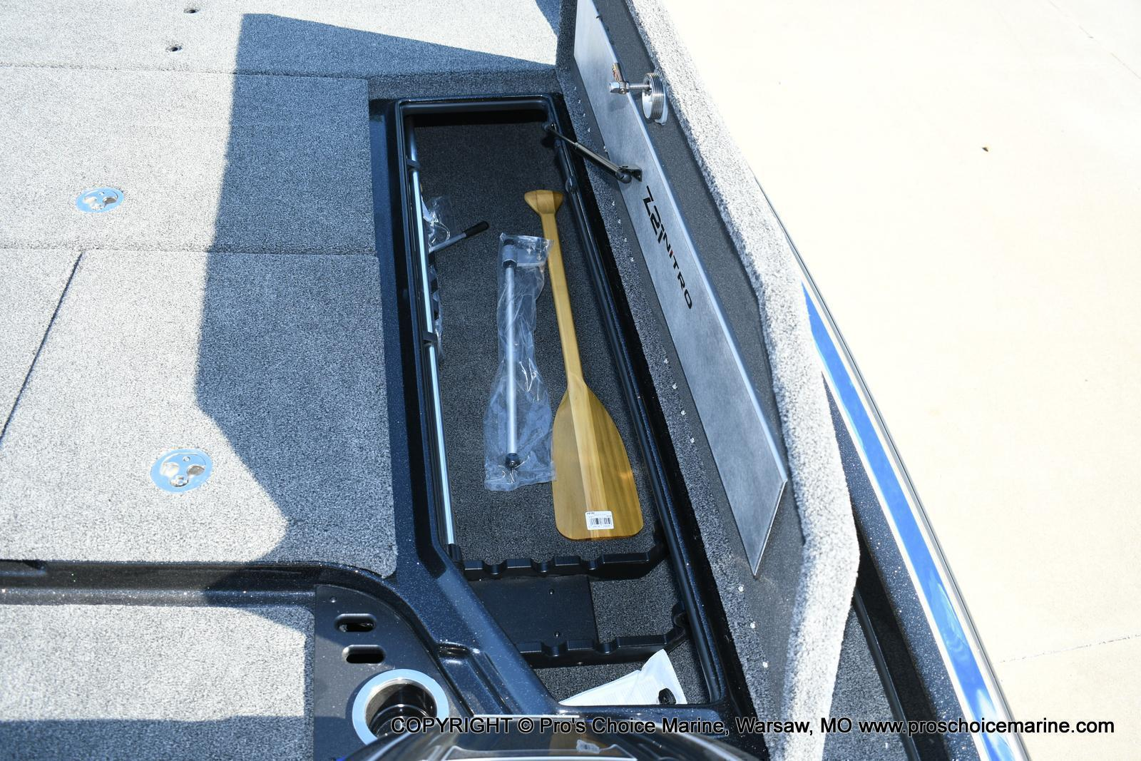 2020 Nitro boat for sale, model of the boat is Z21 Pro Package & Image # 47 of 50