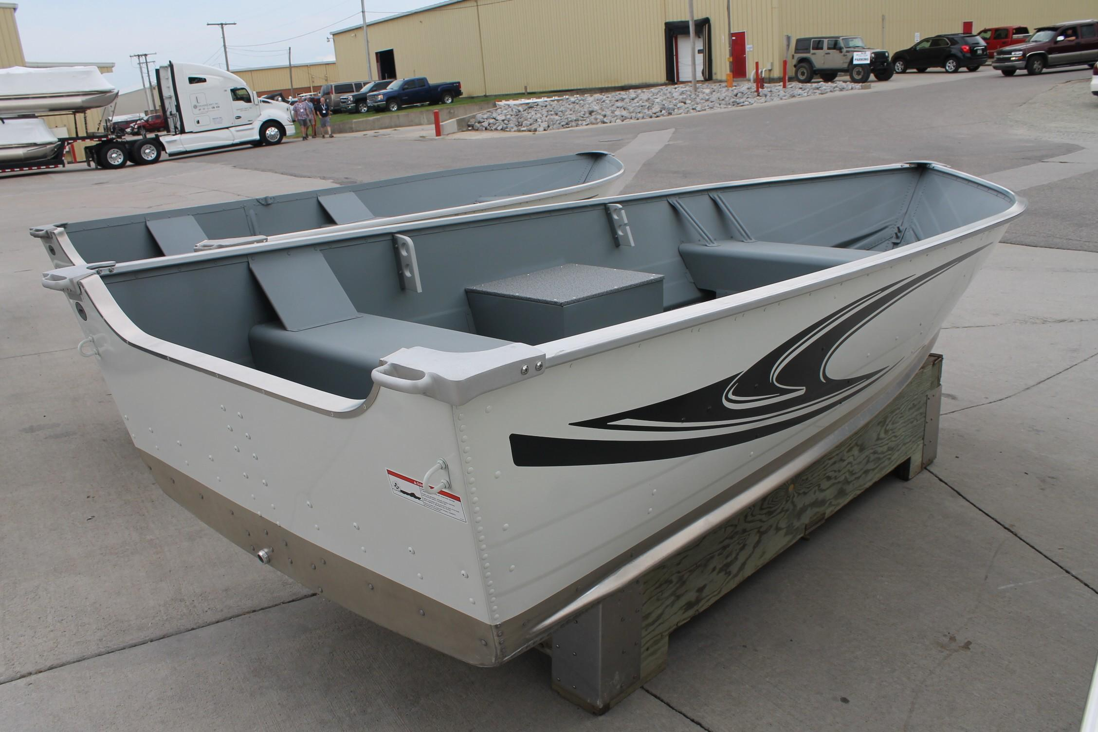 2019 Smoker Craft boat for sale, model of the boat is 13 Alaskan DLX & Image # 18 of 18