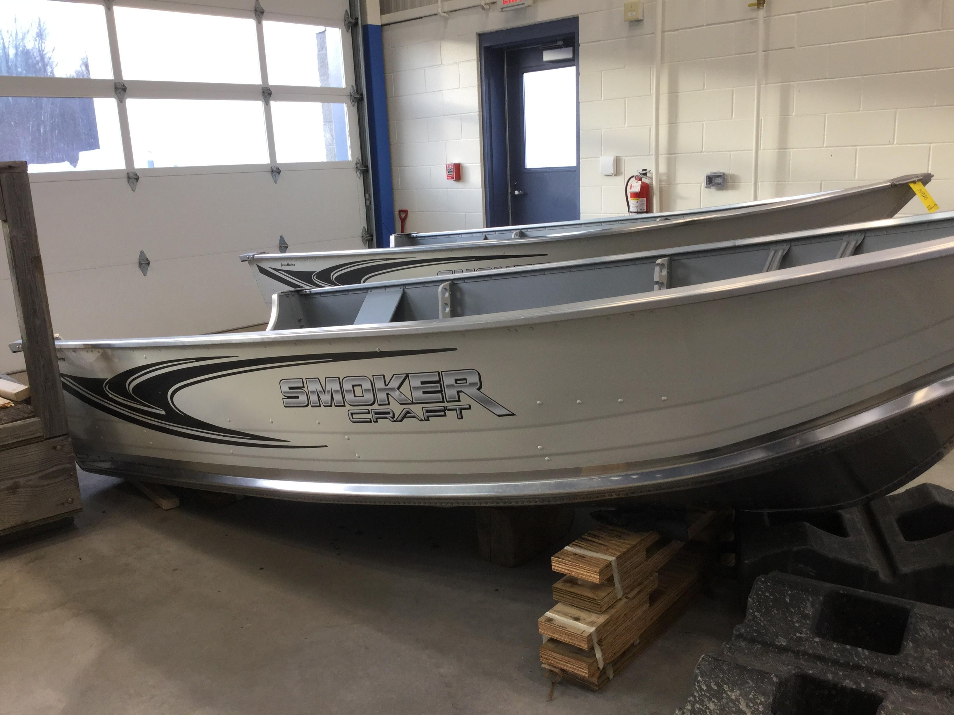 2019 Smoker Craft boat for sale, model of the boat is 13 Alaskan DLX & Image # 2 of 14