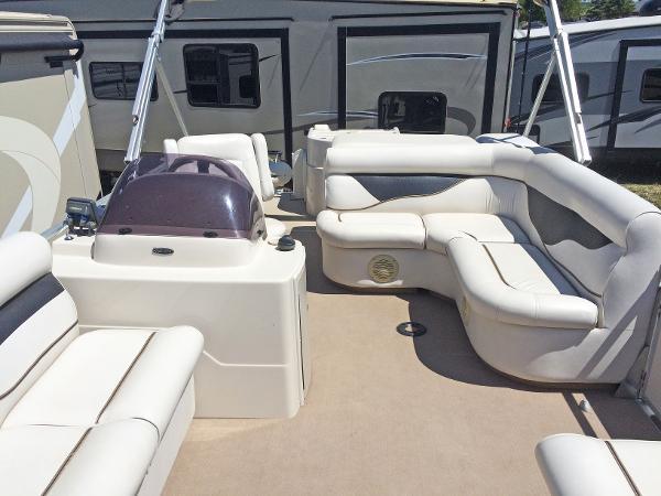 2007 Premier Pontoons boat for sale, model of the boat is Gemini 221 & Image # 6 of 13