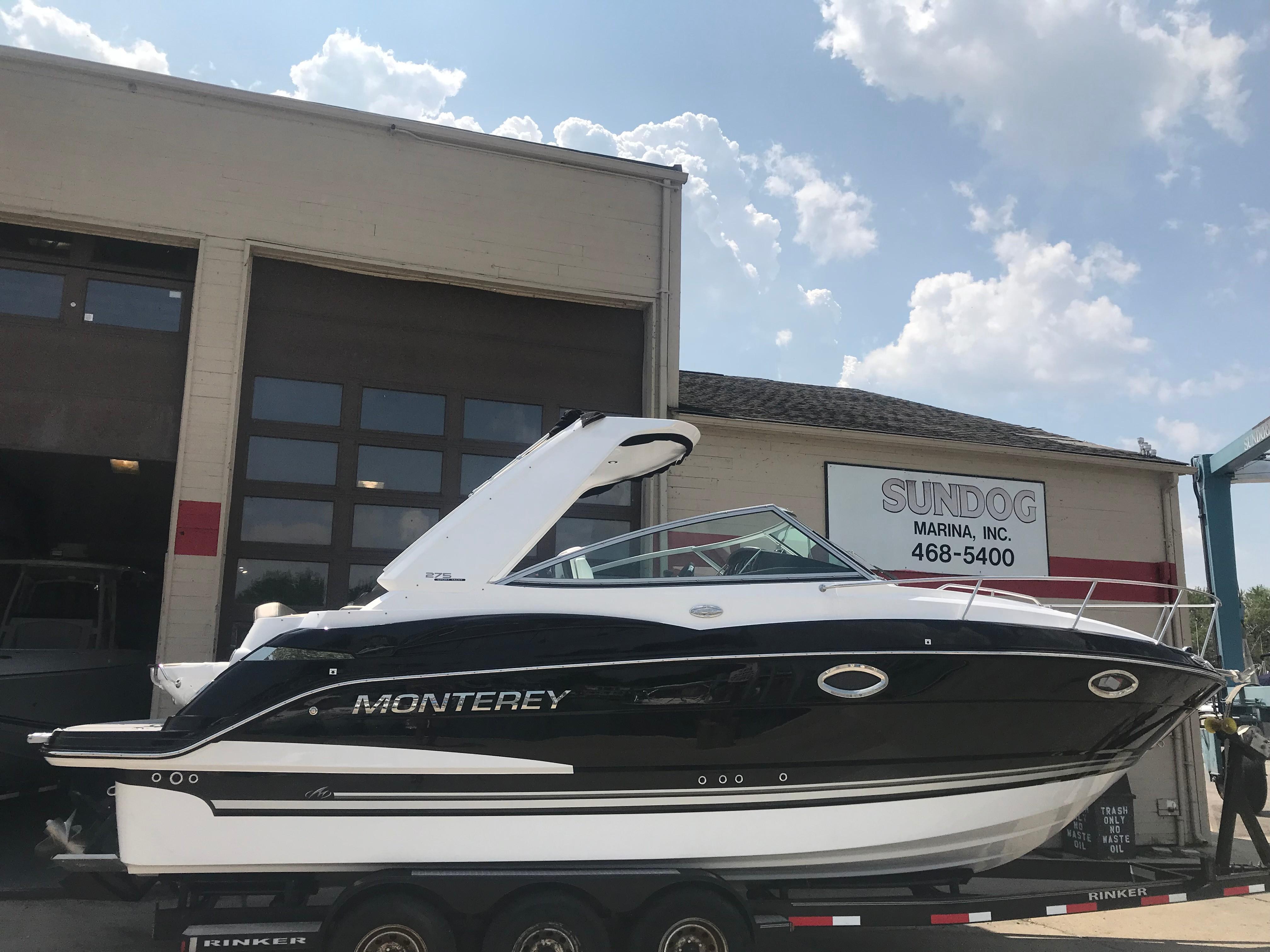 Monterey275 Sport Yacht