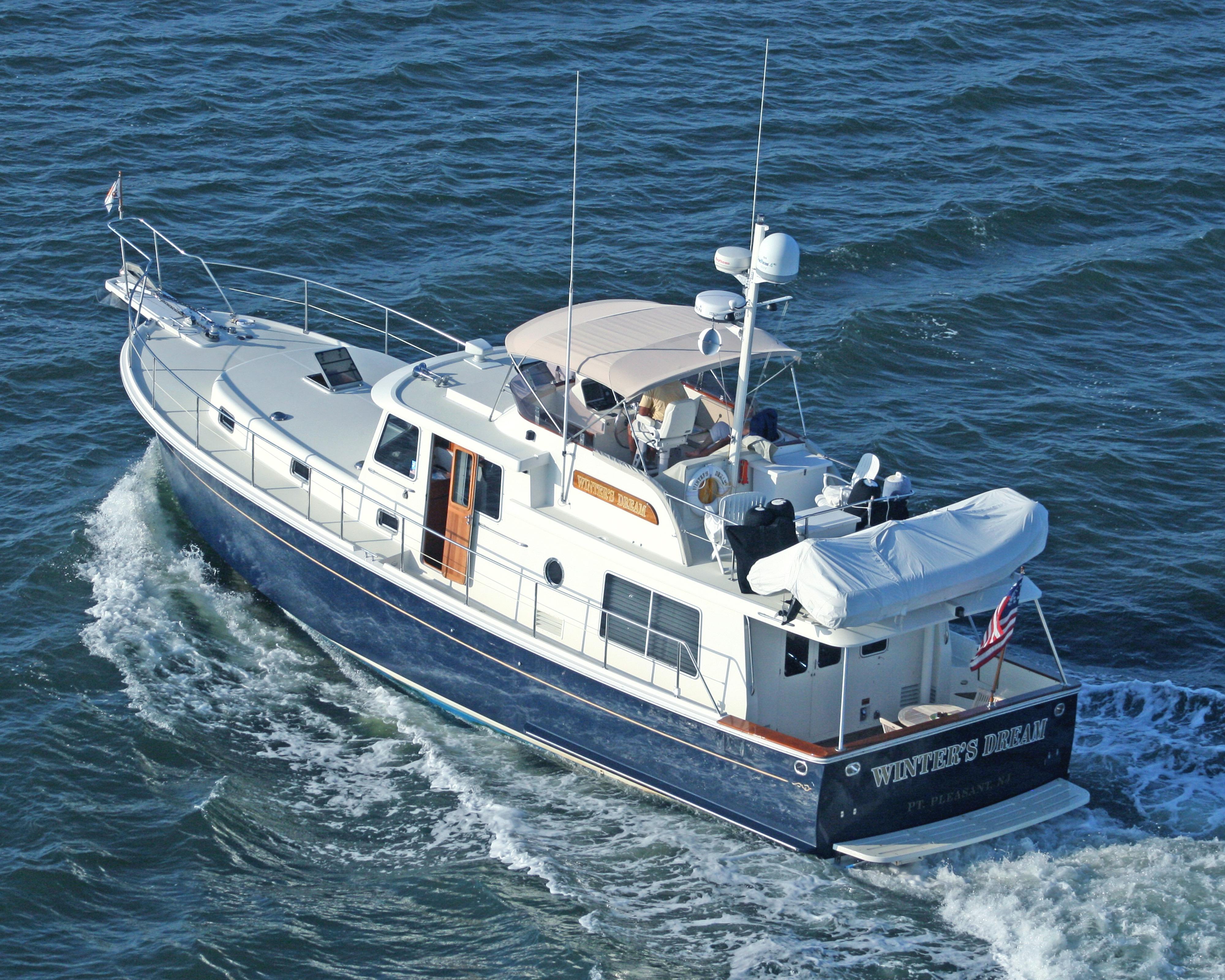 Winters Dream Krogen Express 49 Yachts for Sale
