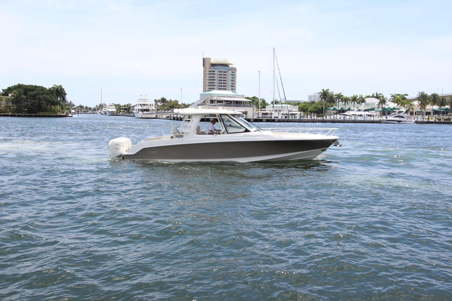 2019 38 ft Yacht For Sale   Allied Marine