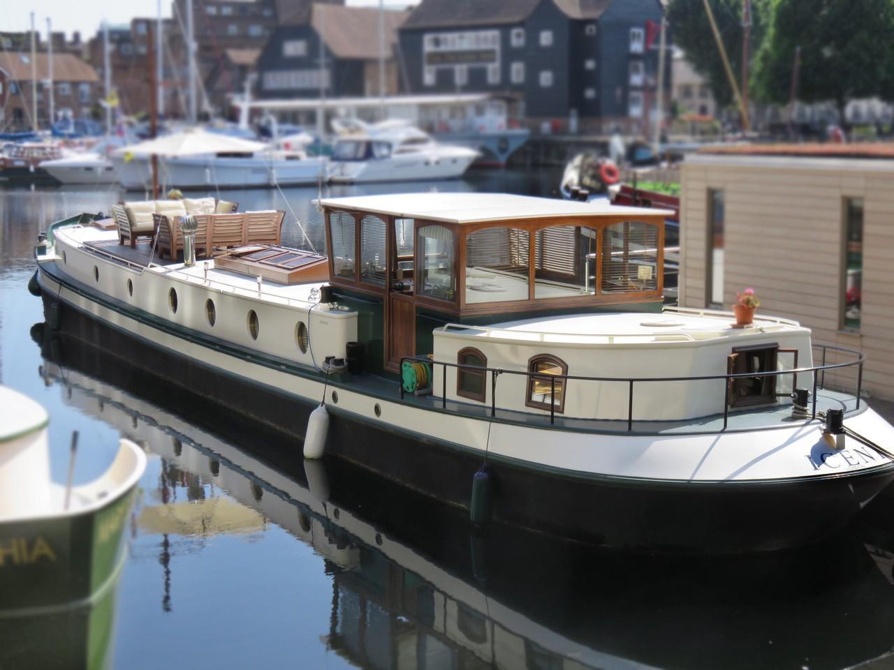 Barge Luxemotor UK Replica Luxe