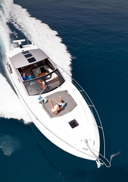 Manufacturer Provided Image: Sunseeker Predator 57 Sunpad