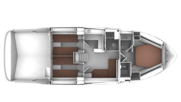 Bavaria S45 Coupe Broker Brokerage