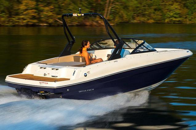 2020 Bayliner VR4 Bowrider I/O