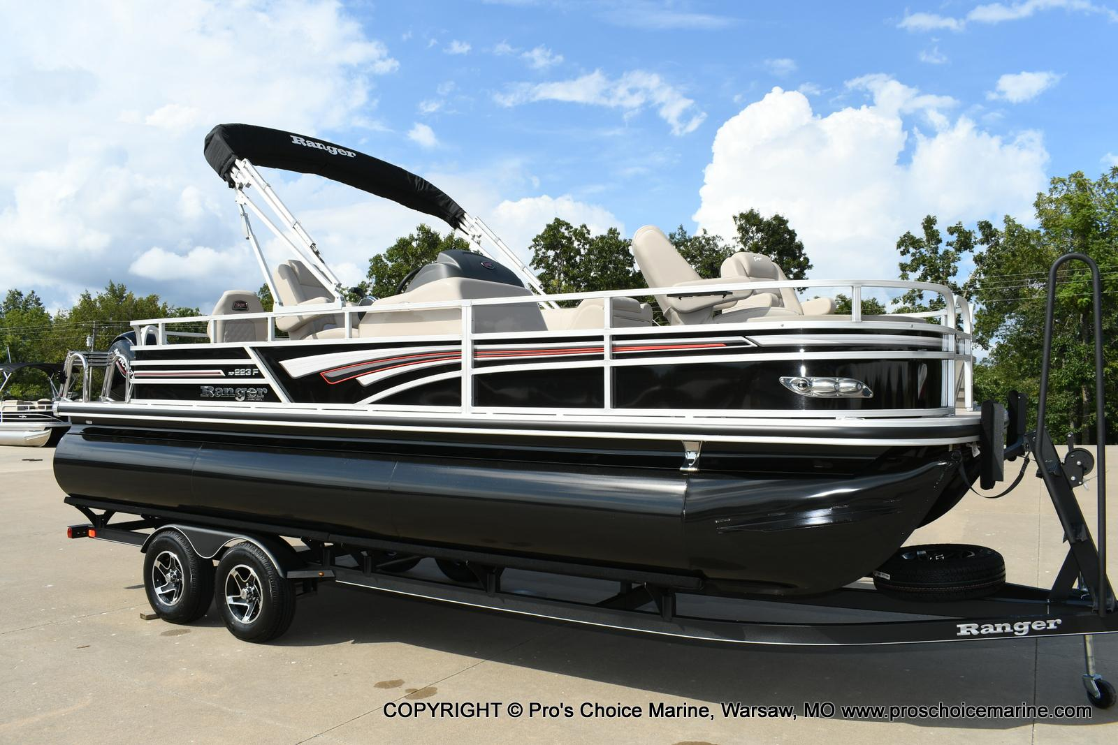 2020 Ranger Boats boat for sale, model of the boat is 223F & Image # 1 of 50