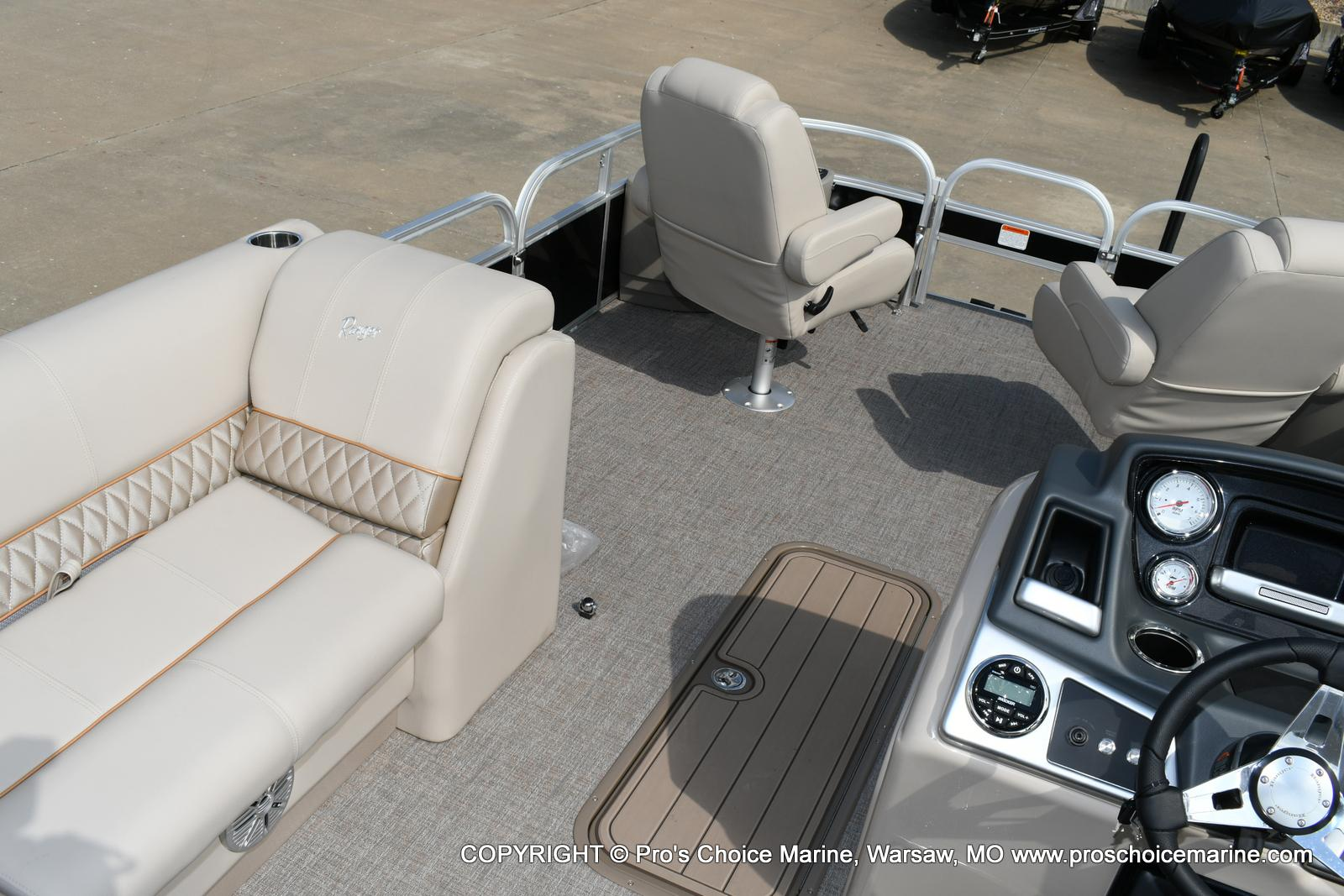 2020 Ranger Boats boat for sale, model of the boat is 223F & Image # 16 of 50
