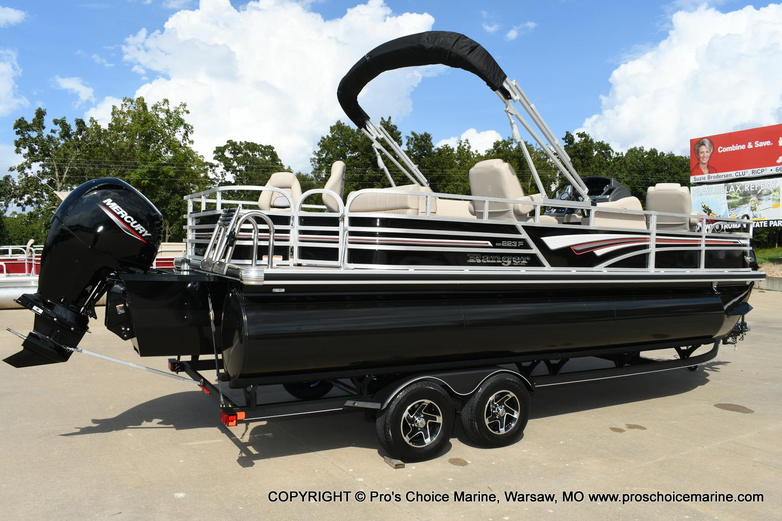 2020 Ranger Boats boat for sale, model of the boat is 223F & Image # 18 of 50