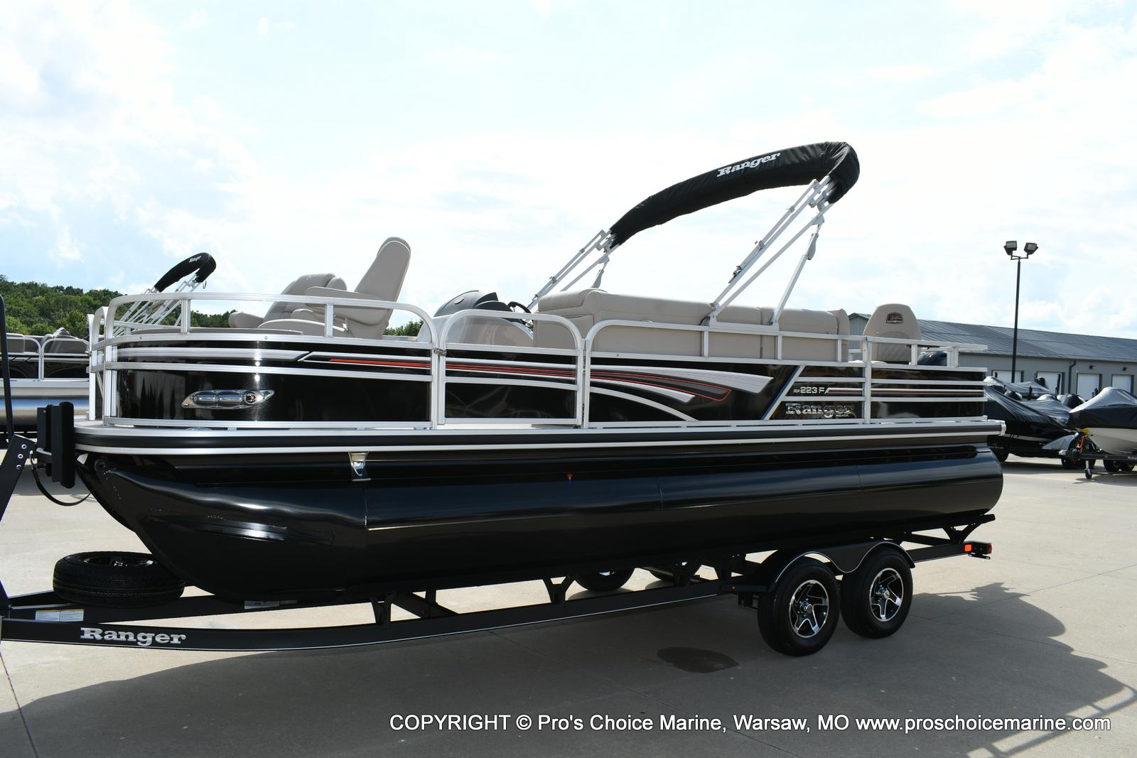 2020 Ranger Boats boat for sale, model of the boat is 223F & Image # 2 of 50