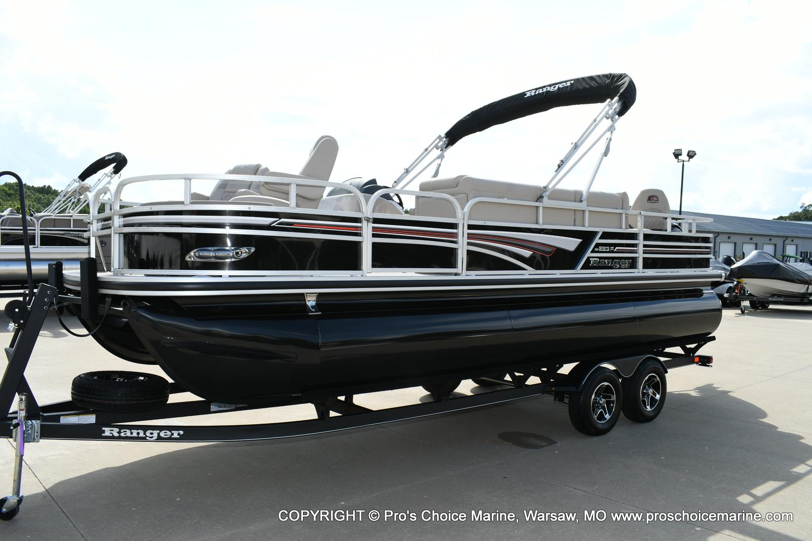 2020 Ranger Boats boat for sale, model of the boat is 223F & Image # 31 of 50