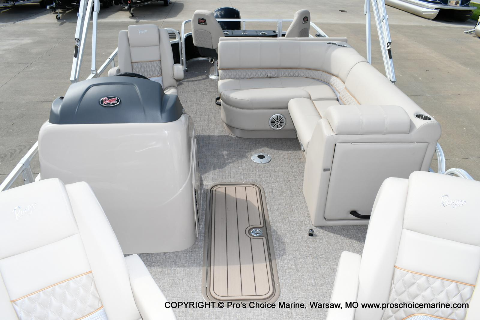 2020 Ranger Boats boat for sale, model of the boat is 223F & Image # 34 of 50
