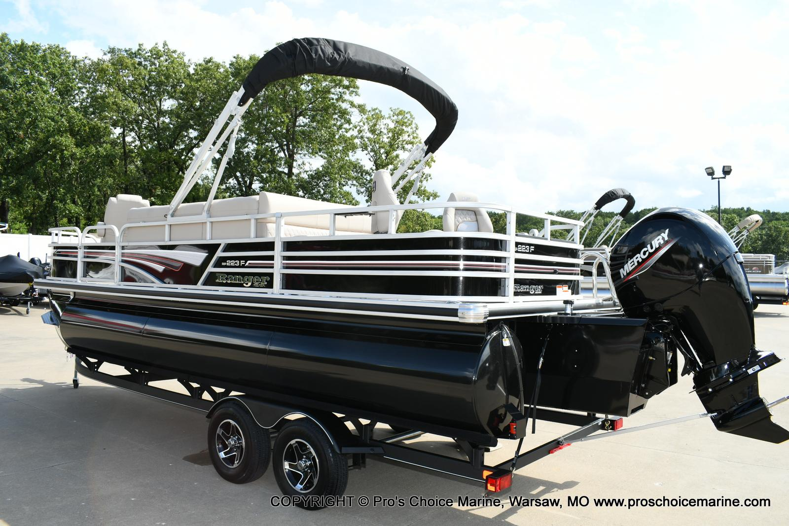 2020 Ranger Boats boat for sale, model of the boat is 223F & Image # 41 of 50