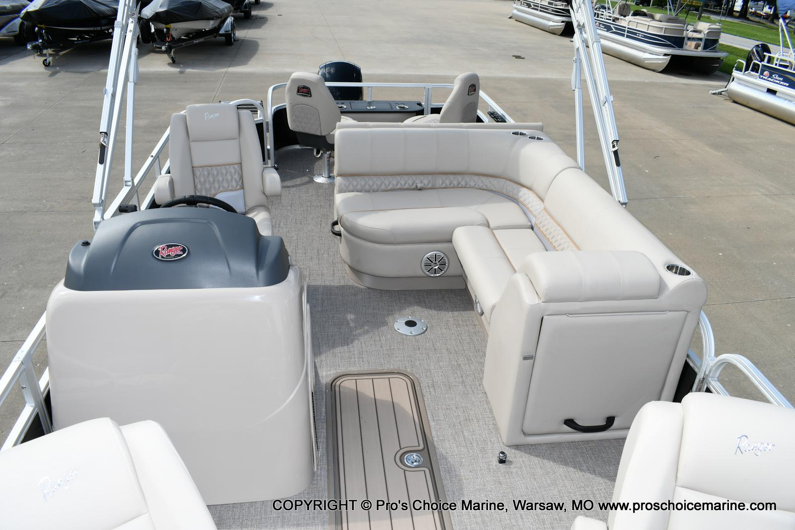 2020 Ranger Boats boat for sale, model of the boat is 223F & Image # 42 of 50