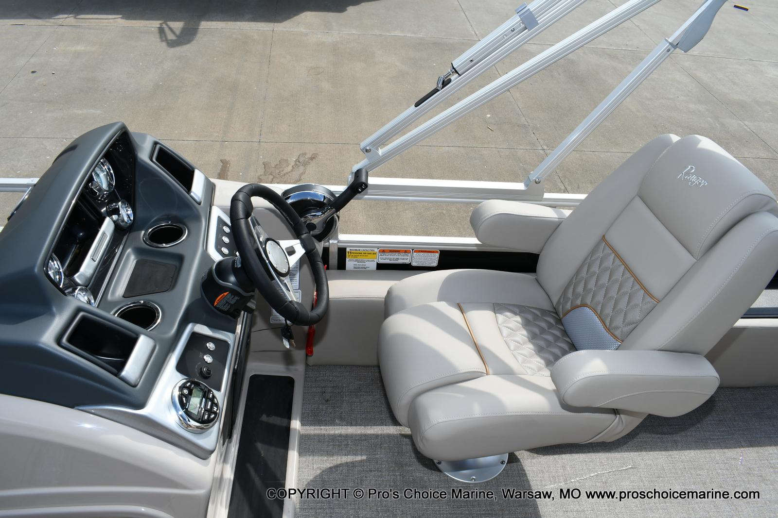 2020 Ranger Boats boat for sale, model of the boat is 223F & Image # 6 of 50