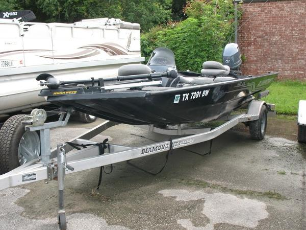 2012 ALUMACRAFT PRO 175 for sale