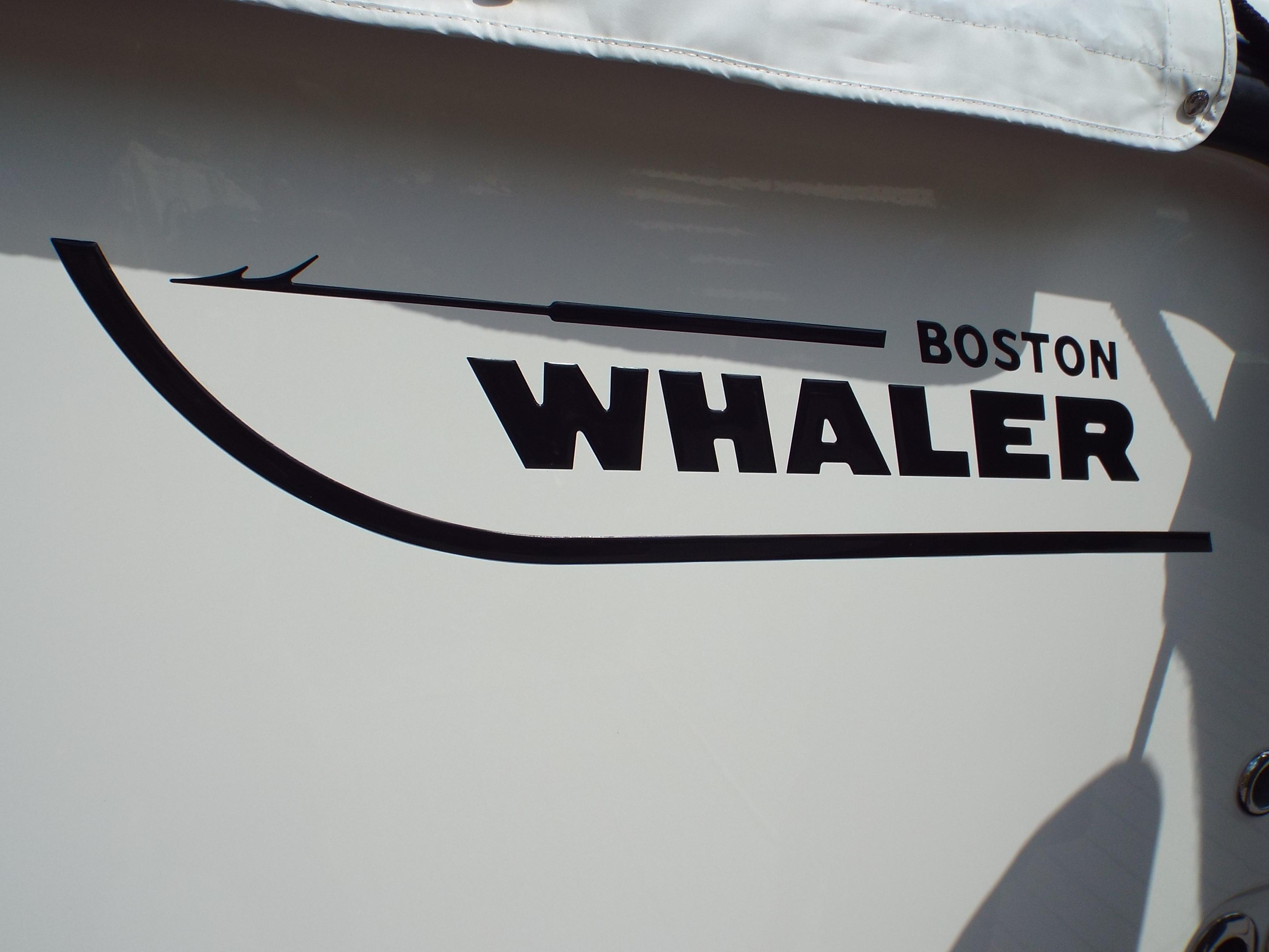 Boston Whaler Emblem