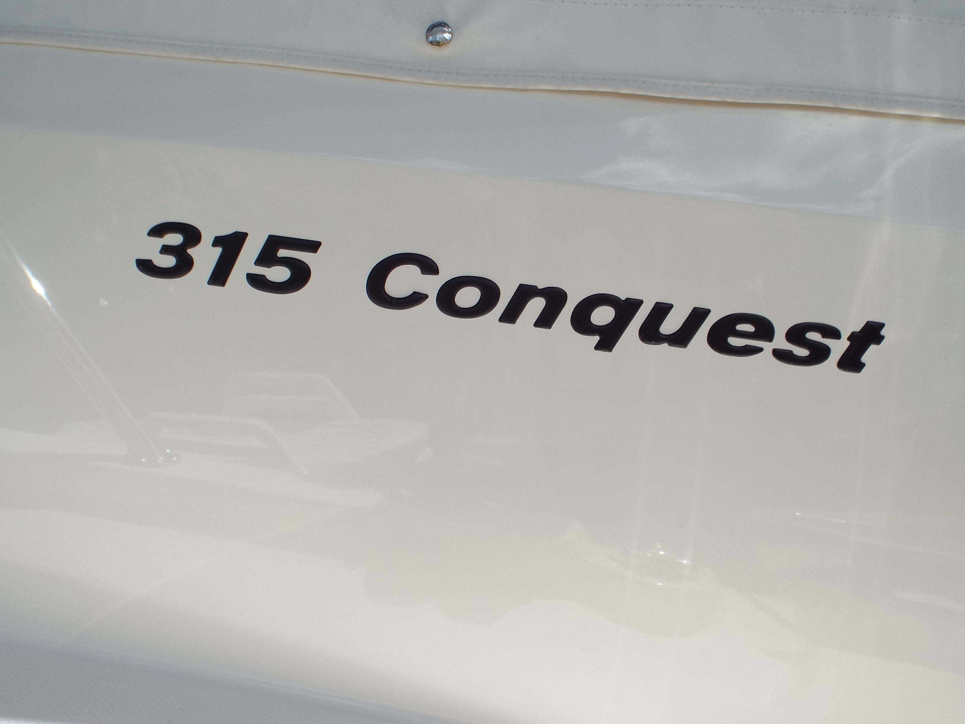 315 Conquest Emblem