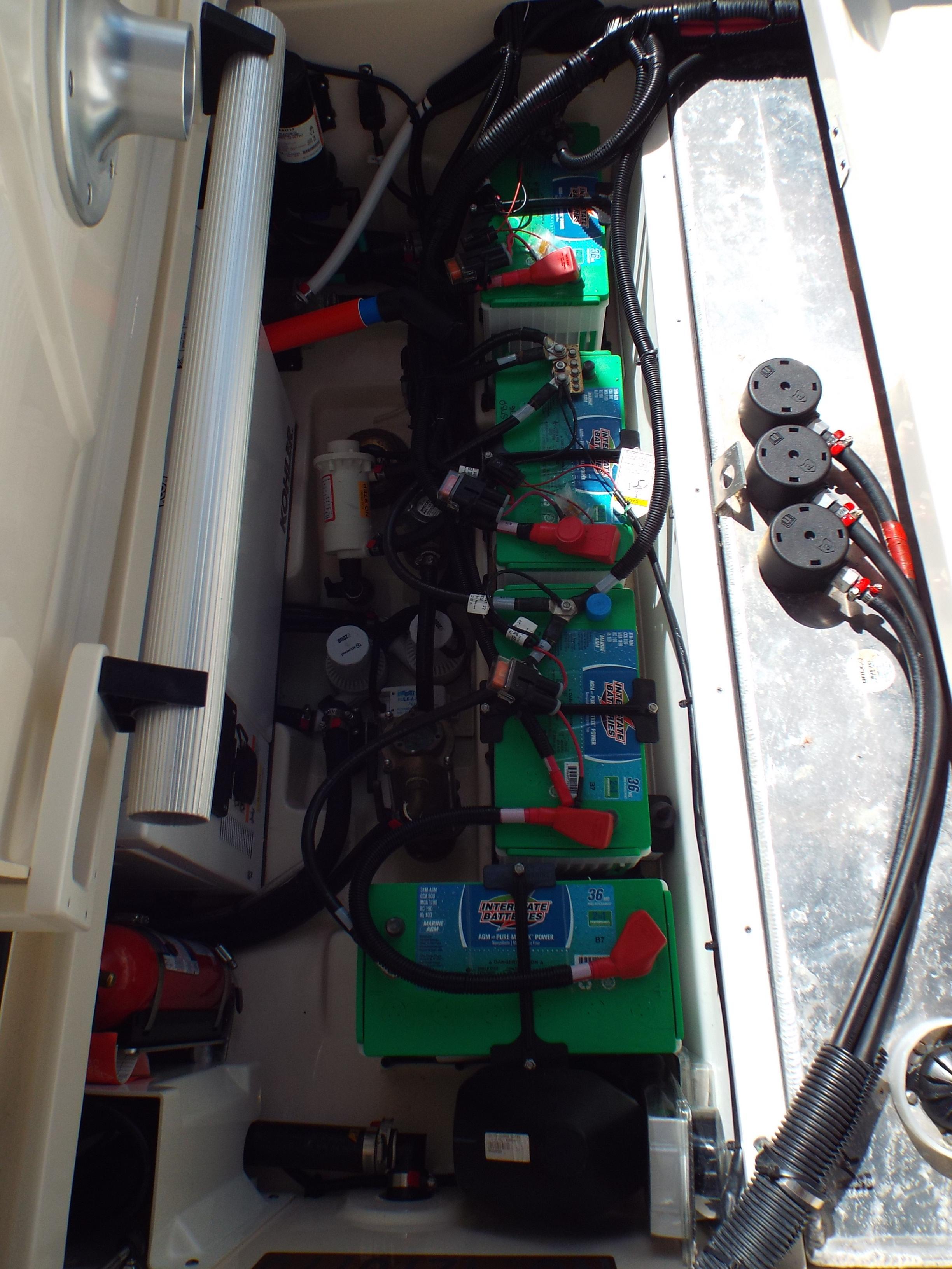 4 Batteries...FOUR!!