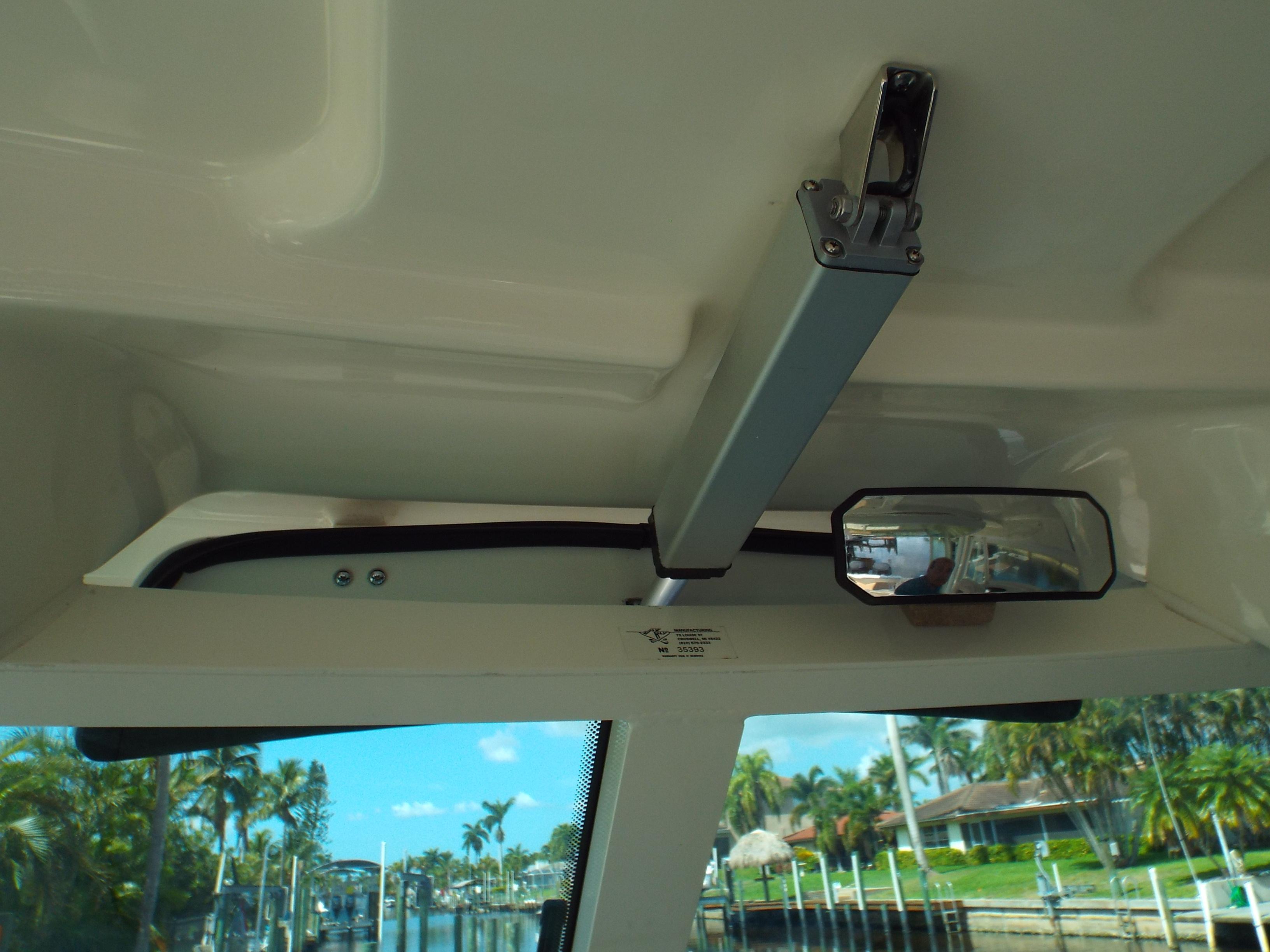Electric Vent Window