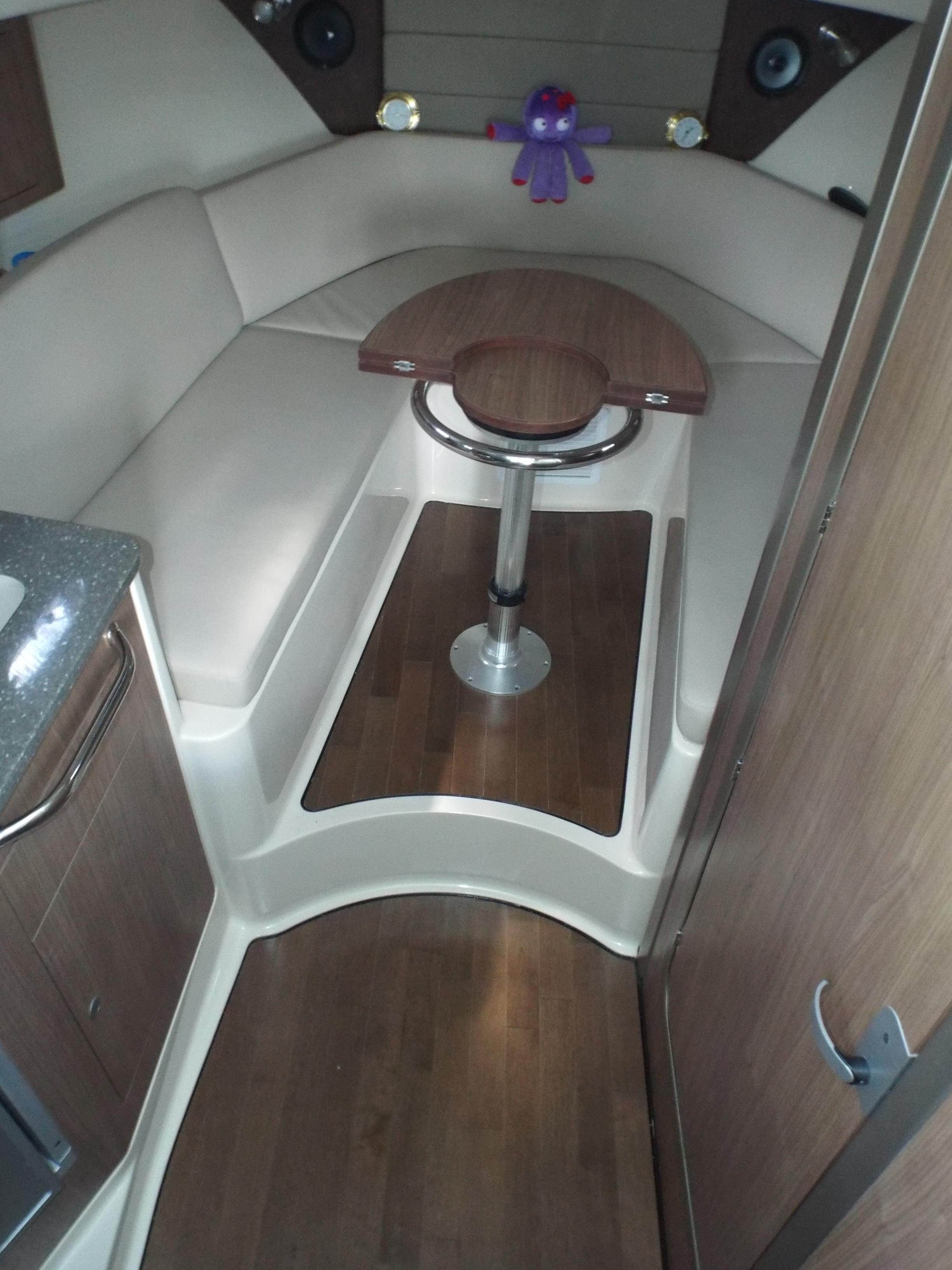 Cabin View from Companionway
