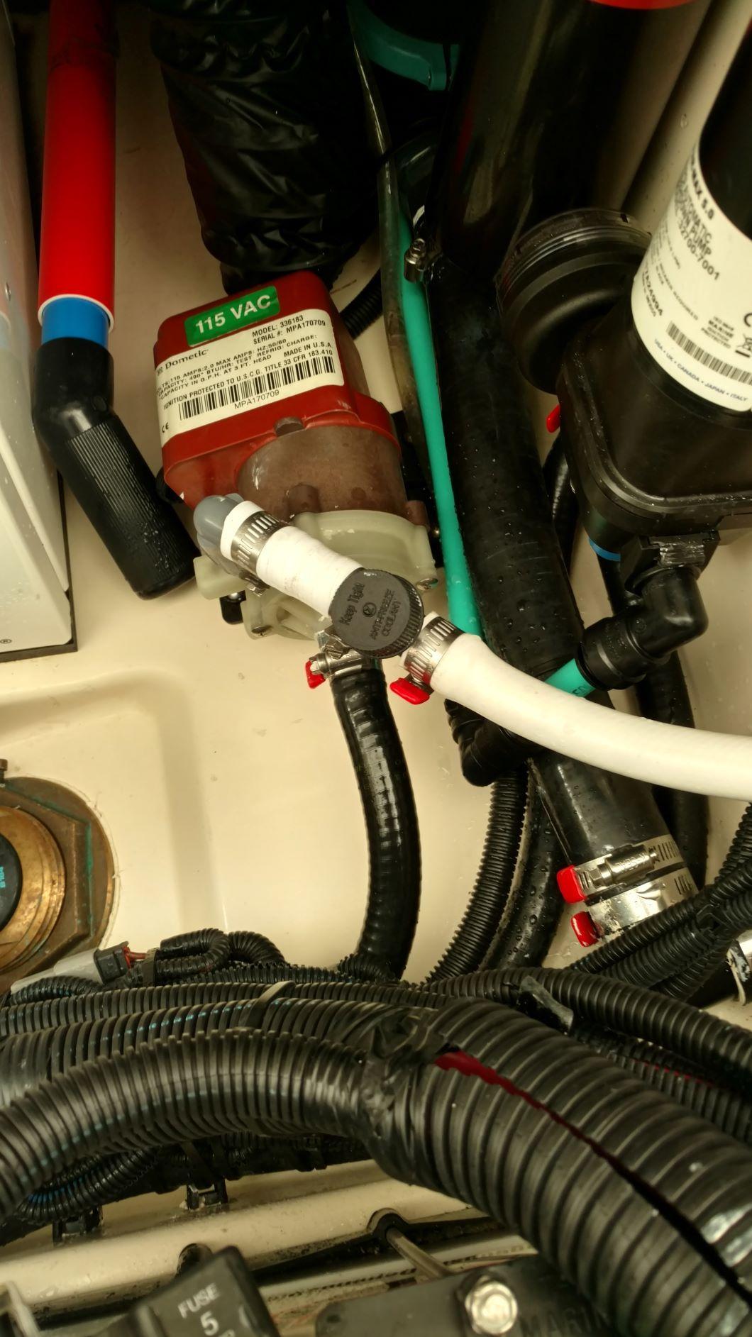 A/C Water Pump