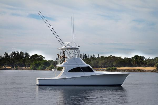 2018 37' Viking 37 Billfish (37-416)