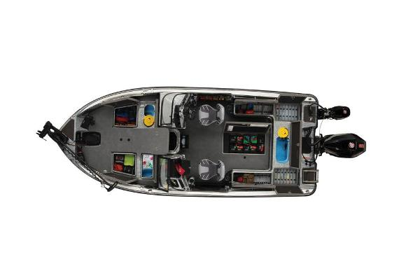 2020 Nitro boat for sale, model of the boat is ZV20 Pro & Image # 13 of 18