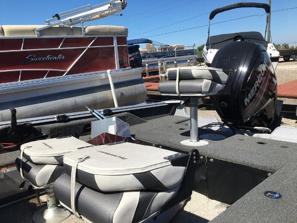 2018 Polar Kraft boat for sale, model of the boat is 166 SC & Image # 3 of 7