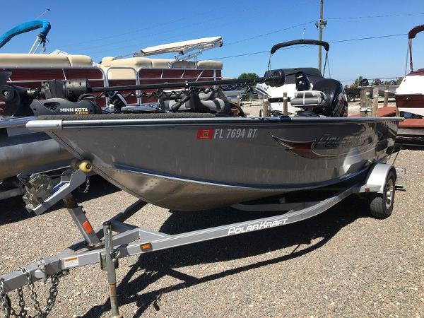2018 Polar Kraft boat for sale, model of the boat is 166 SC & Image # 6 of 7
