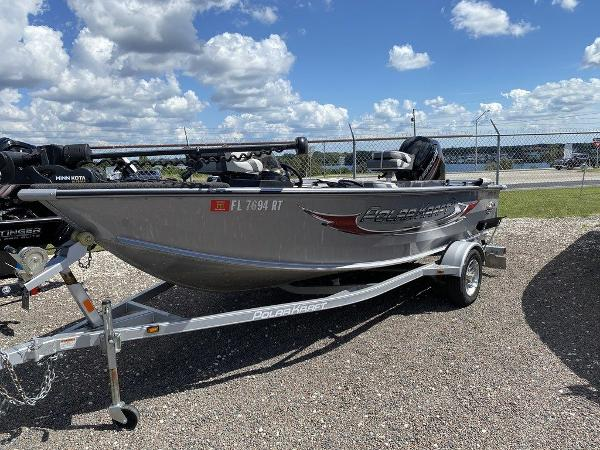 2018 POLAR KRAFT 166 SC for sale