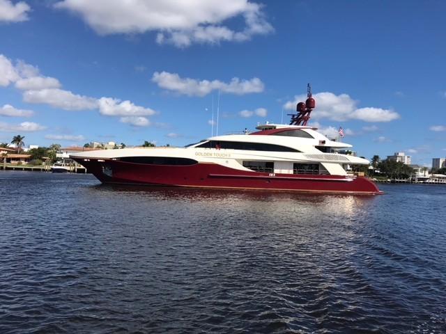 Sensation Yachts TRI-DECK M Y