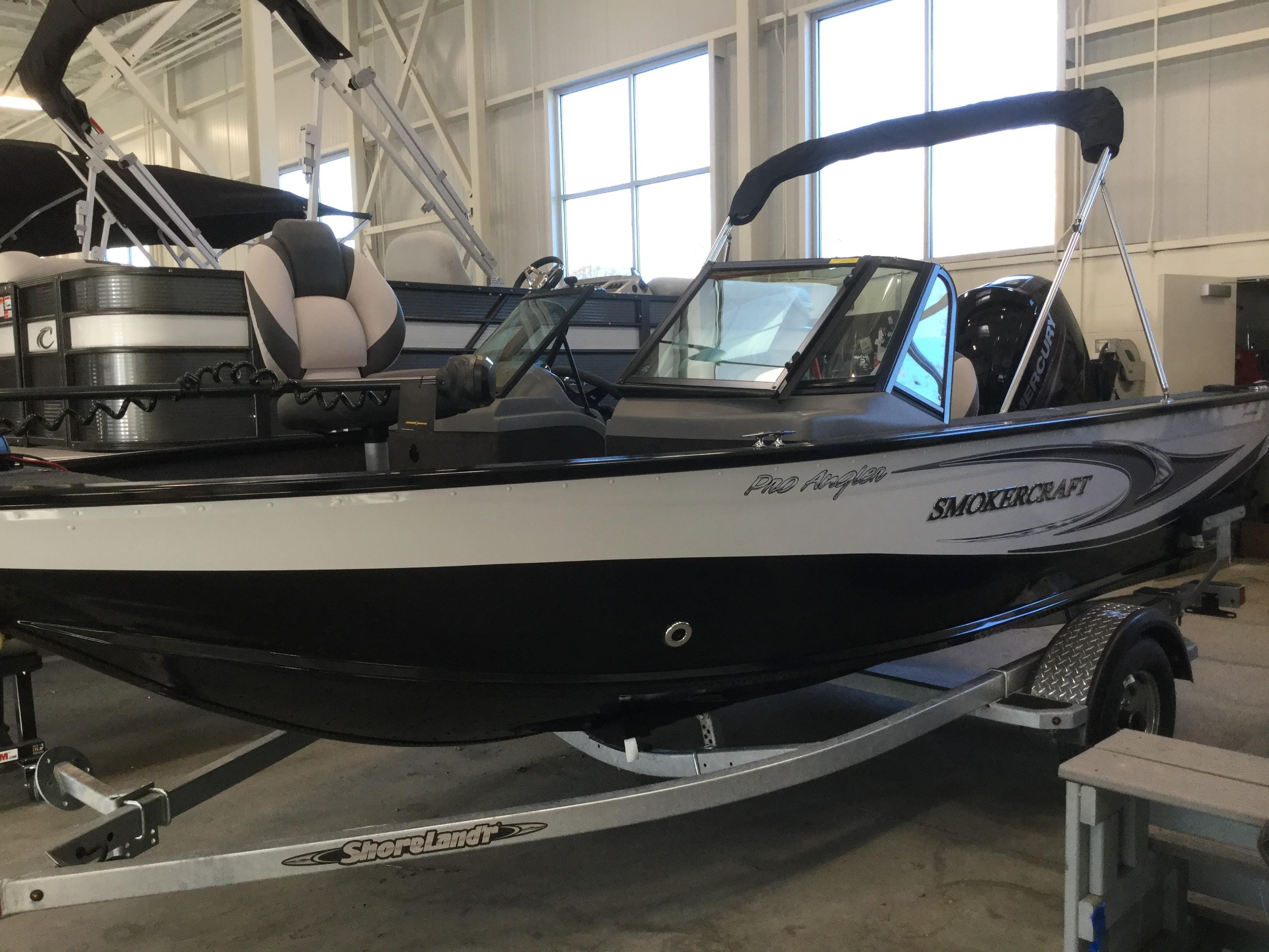 2019 Smoker Craft boat for sale, model of the boat is 172 Pro Angler & Image # 2 of 12