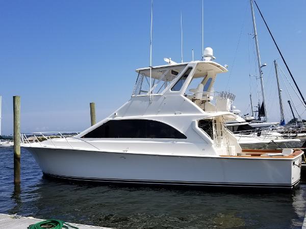 1998 47' Ocean Yachts 48