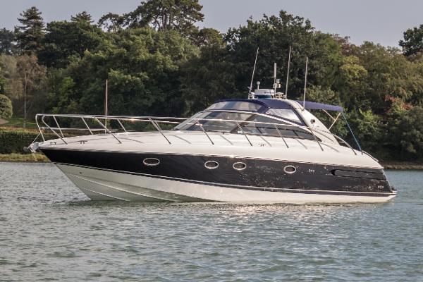 Princess Motor Yacht Sales - Used Princess V42