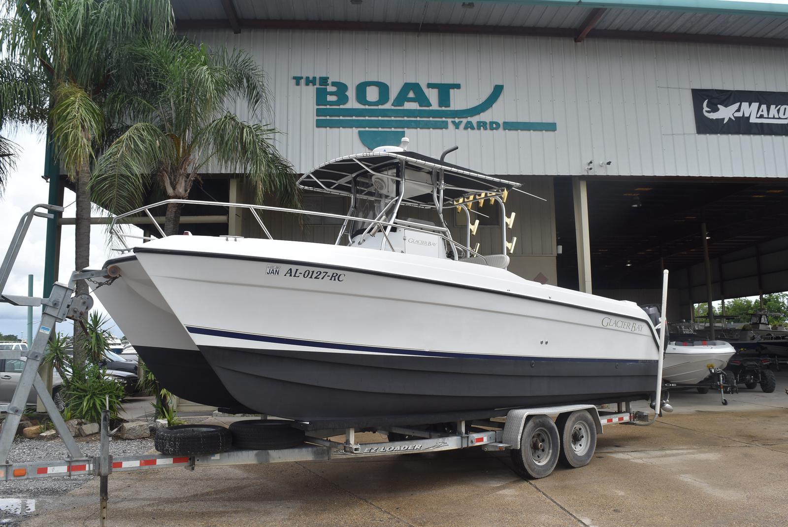 1999 GLACIER BAY 260 for sale