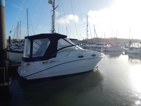 Sealine S23 Sports Cruiser For Sale from TBS Boats