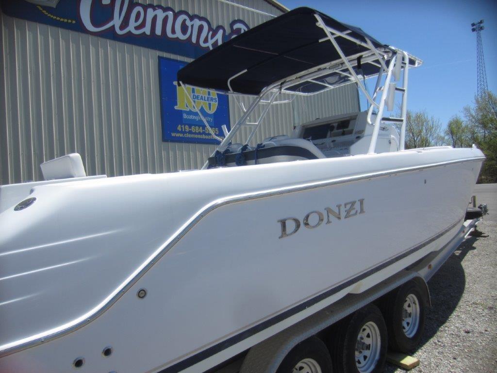 Donzi35 ZF Cuddy
