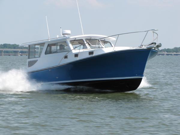 Composite Yacht 36CB