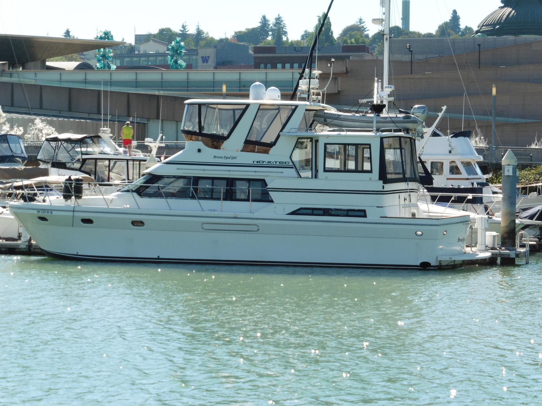All used yachts for sale from 50 to 60 feet for 50 ft motor yachts for sale