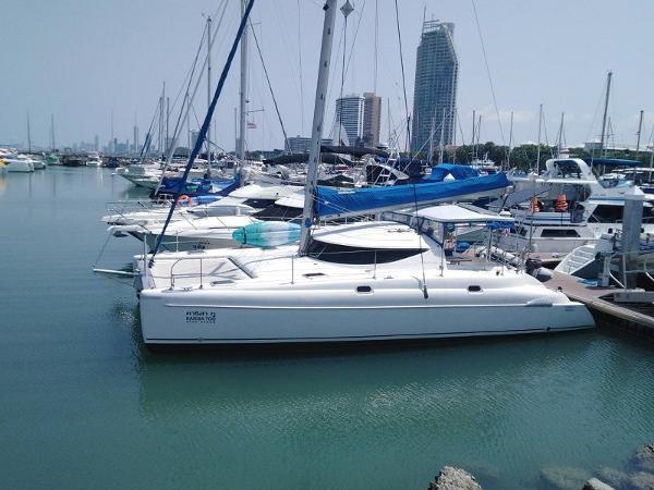 ATHENA 38 Catamaran-5902
