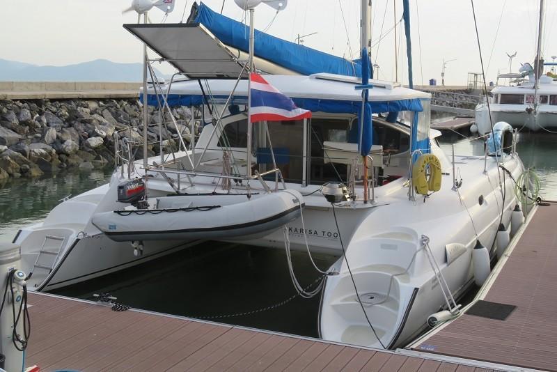 ATHENA 38 Catamaran-3