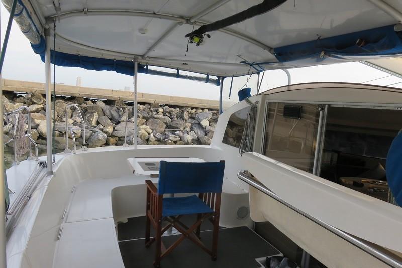 ATHENA 38 Catamaran-5