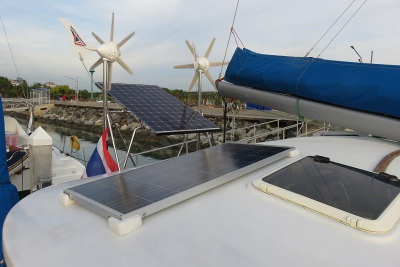 ATHENA 38 Catamaran-6