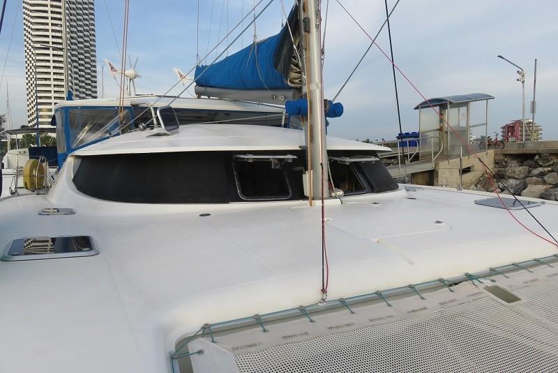 ATHENA 38 Catamaran-7
