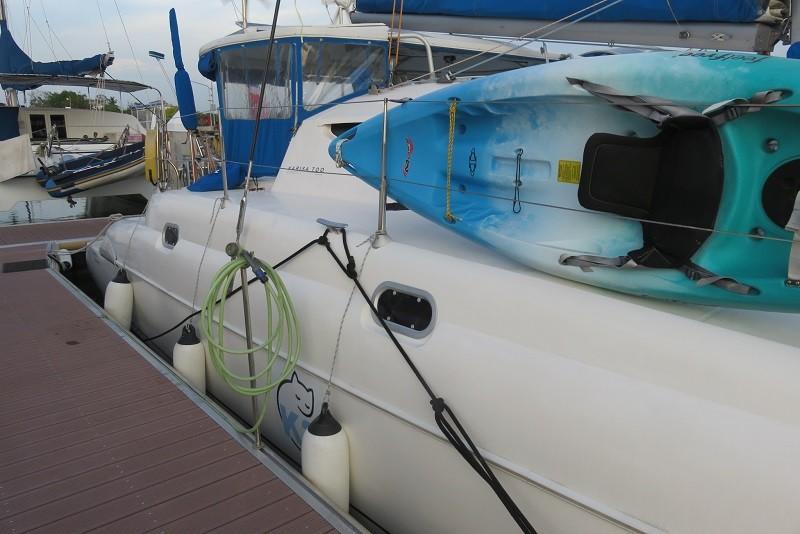 ATHENA 38 Catamaran-8