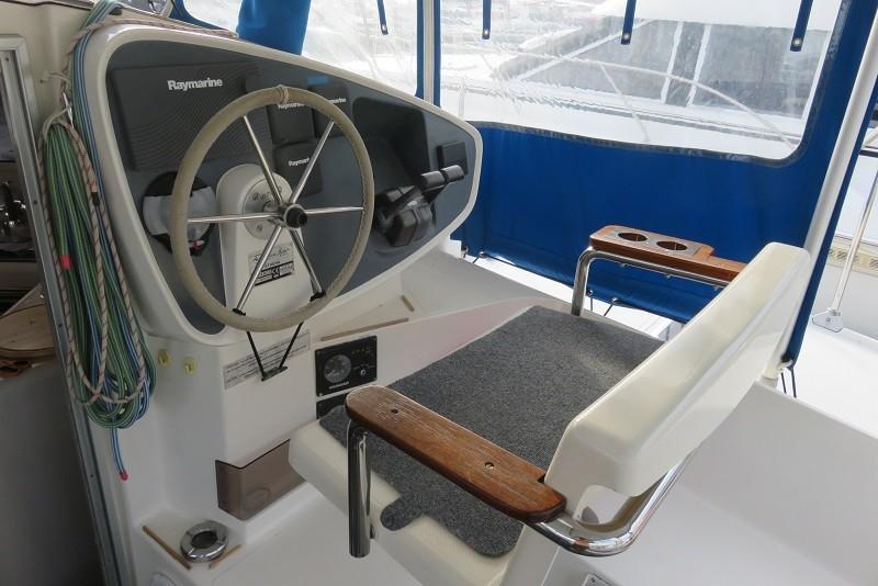 ATHENA 38 Catamaran-9