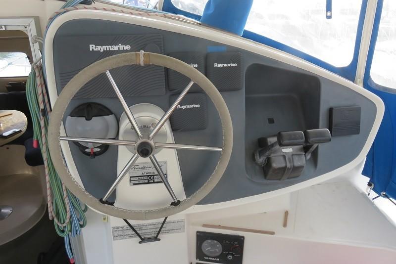 ATHENA 38 Catamaran-10