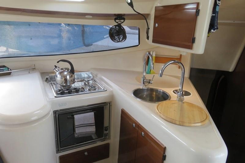 ATHENA 38 Catamaran-12